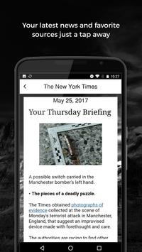 The Briefing Room apk screenshot