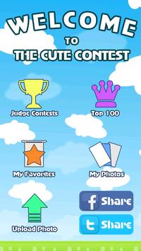 The Cute Contest: Cute Photos apk screenshot