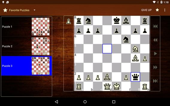 Tactic Trainer - chess puzzle screenshot 12