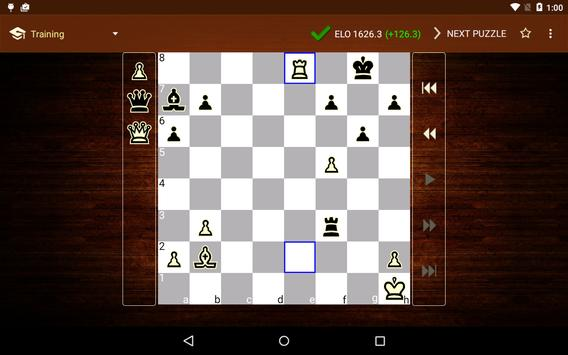 Tactic Trainer - chess puzzle screenshot 7