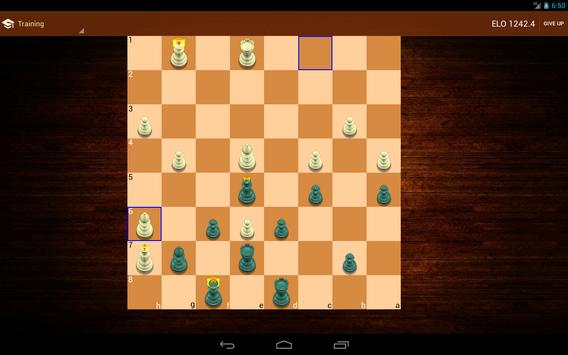 Tactic Trainer - chess puzzle screenshot 4