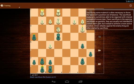 Tactic Trainer - chess puzzle screenshot 6
