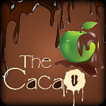 THE CACAO CAFE poster