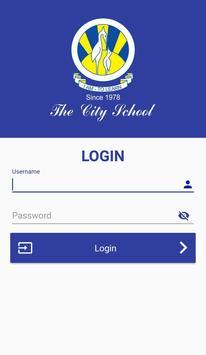 The City School poster