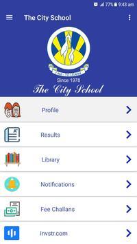 The City School screenshot 1