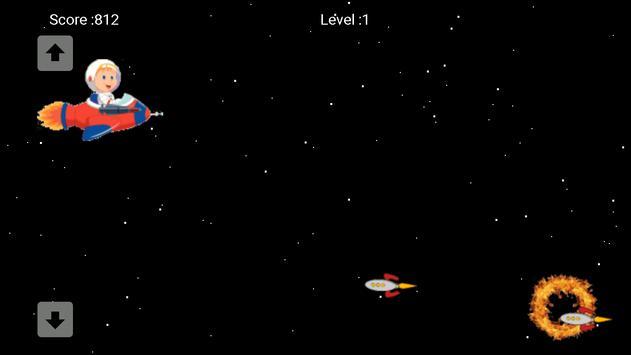 Space Boy apk screenshot