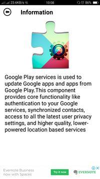 Services Error Fixer & Info screenshot 4