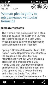 Daily Citizen-News screenshot 1