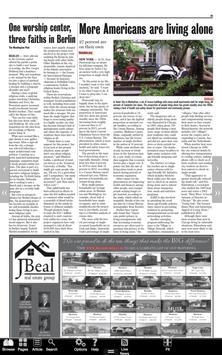 Daily Citizen-News screenshot 6