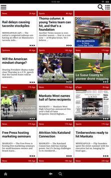 Daily Citizen-News apk screenshot