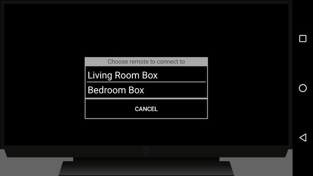 ISB Remote apk screenshot