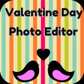 Valentine Day Photo Editor icon