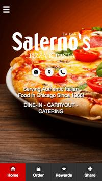 Salerno's Pizza poster
