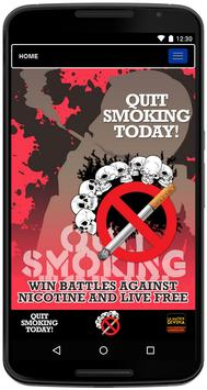 Quit Smoking Today poster
