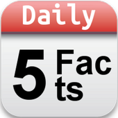 Daily 5 Facts icon