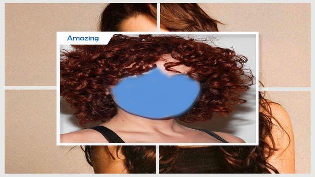 Bush curly hair tips screenshot 3