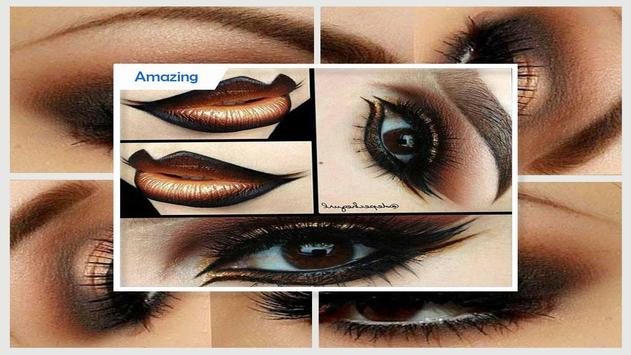 Easy Homecoming Makeup Step by Step screenshot 4