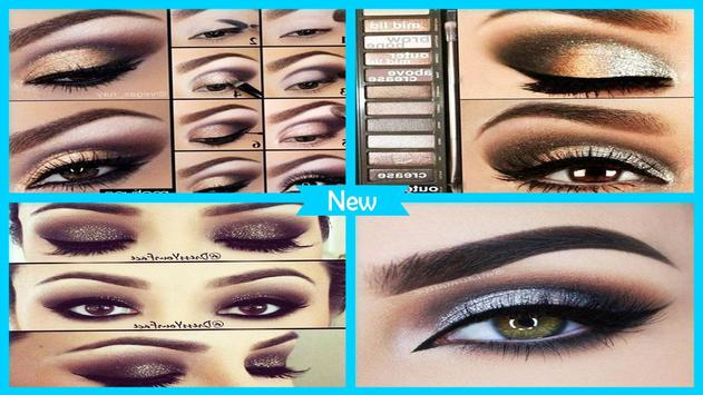Easy Homecoming Makeup Step by Step poster