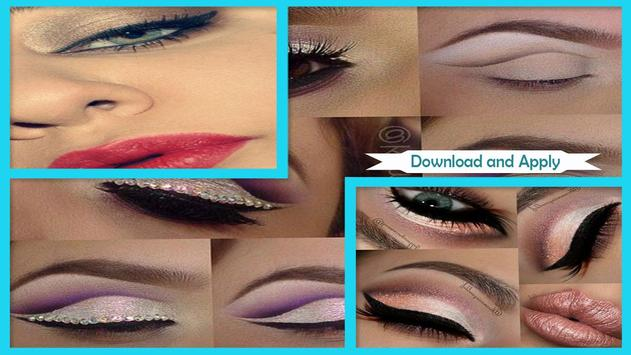Easy Homecoming Makeup Step by Step screenshot 2