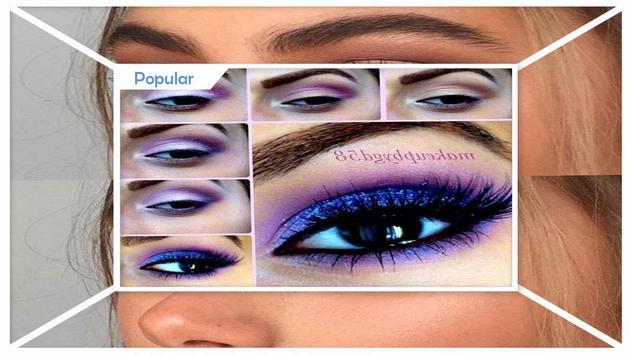 Easy Homecoming Makeup Step by Step screenshot 3
