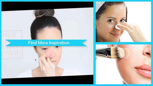 Makeup tips for dry skin screenshot 1