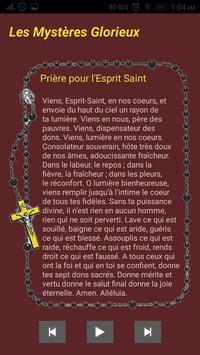 Le Rosaire Audio poster