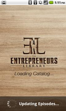 The Entrepreneurs Library poster