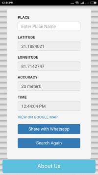 Hello GPS apk screenshot