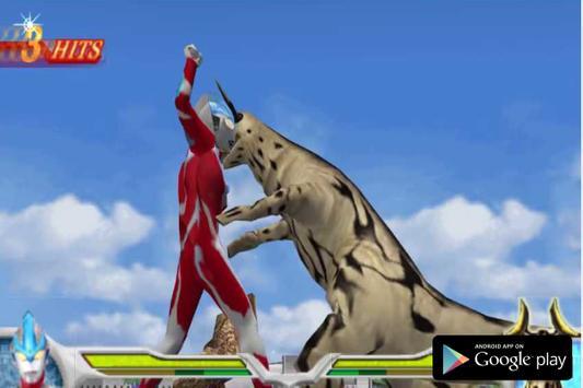 Guide For Ultraman Fighting screenshot 7