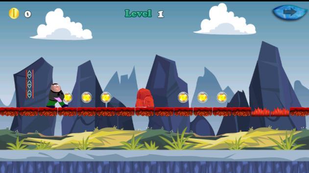 Guy Family Run apk screenshot