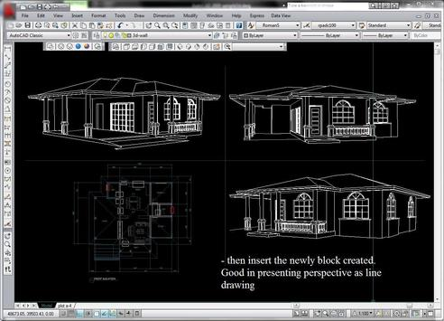 3D AutoCAD 2013 Reference apk screenshot