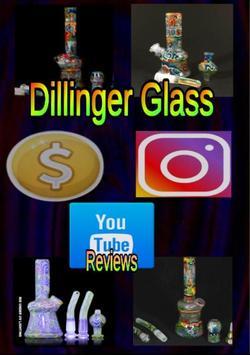 Dillinger Glass poster