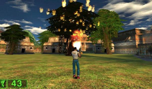 Serious Sam The First Encounter included tips screenshot 4