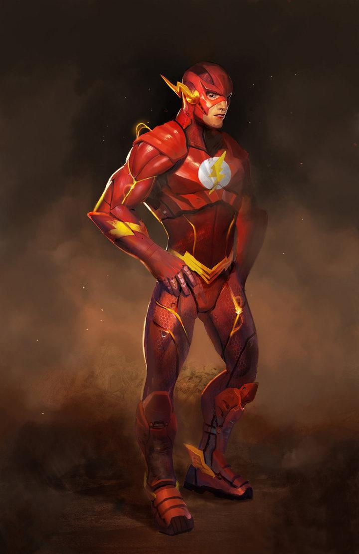 The Flash Wallpaper Injustice For Android Apk Download