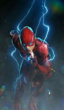 The Flash Wallpaper Injustice Poster Apk Screenshot