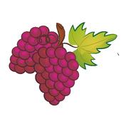Material Purple Grape CM Theme icon