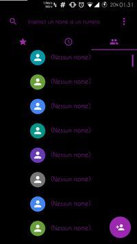 Material Purple Grape CM Theme apk screenshot