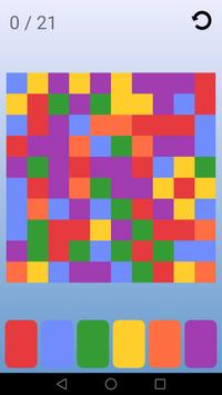 Cube  Flood screenshot 1