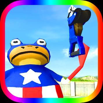 Frog Super Amazing Simulator apk screenshot