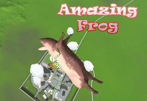 Frog Super Amazing Simulator poster