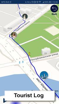 St Petersburg map guide offline tourist navigator screenshot 7