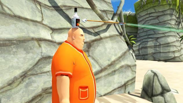 Bottle Shoot: Archery screenshot 2