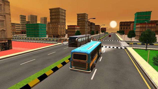 Bus Simulator Neon Drive apk screenshot