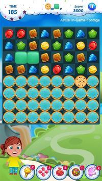 Gummy Candy - Match 3 Game screenshot 4