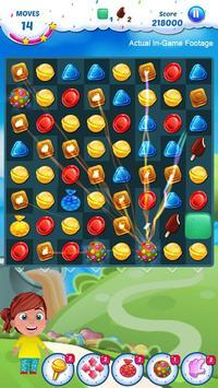 Gummy Candy - Match 3 Game screenshot 8