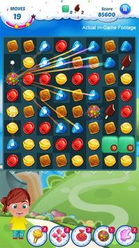Gummy Candy - Match 3 Game screenshot 14