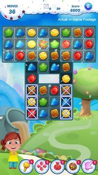Gummy Candy - Match 3 Game screenshot 1