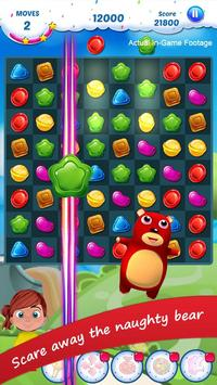 Gummy Candy - Match 3 Game screenshot 3