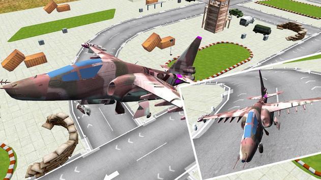 3D Flight F-16 Simulator poster