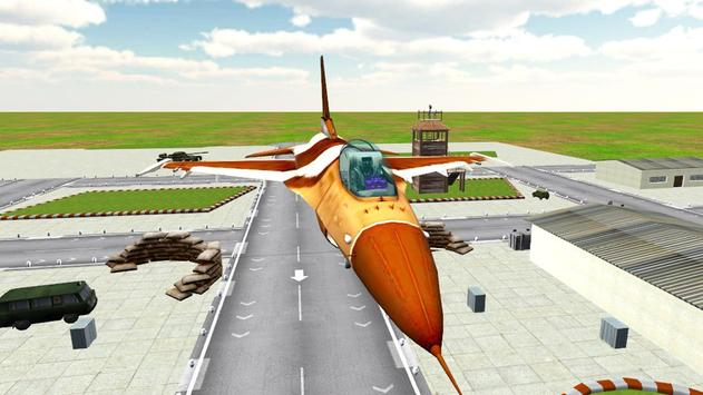 3D Flight F-16 Simulator apk screenshot
